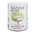 NANNYcare Goat Based Milk - From Birth First Infant Milk 400g