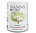 NANNYcare Goat Based Milk - From Birth First Infant Milk 900g