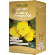 Natures Aid Organic Evening Primrose Oil - 90 capsules