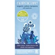 Natracare Organic Cotton Applicator Tampons