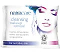 Natracare Organic Cleansing & Make-Up Removal Wipes