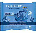 Natracare Organic Cotton Intimate Feminine Wipes