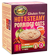 Nature's Path Hot & Steamy Porridge Oats in 3 delicious flavours (8 sachets)