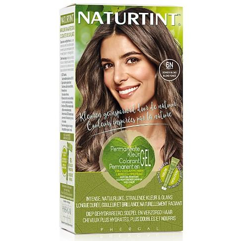 Naturtint Permanent Natural Hair Colour - 6N Dark Blonde