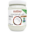 Nutiva Organic Extra Virgin Coconut Oil - 858ml