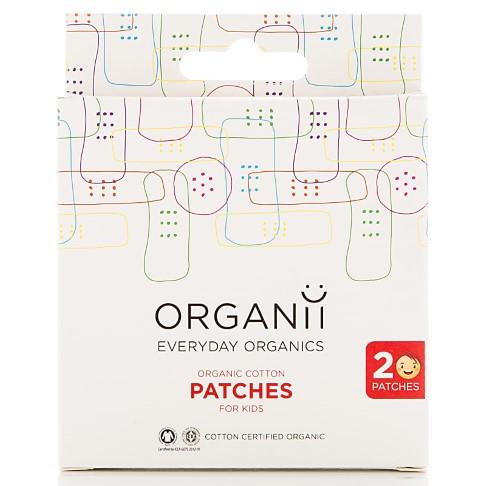 Organii Organic Cotton Plasters - 20's Kids
