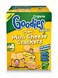 Organix Mini Cheese Crackers