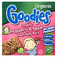 Organix Raspberry & Apple Oaty Bars
