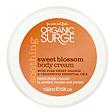 Organic Surge Natural Sweet Blossom Body Cream