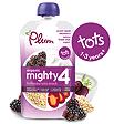Plum Mighty 4 Purple Carrot, Blackberry, Quinoa and Greek Style Yogurt