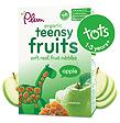Plum Teensy Fruits Apple
