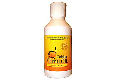 Golden Emu Oil Muscle Joint and Skin Rub 100ml