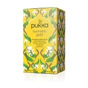 Pukka Turmeric Gold Tea (20 Bags)