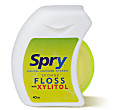 Spry Dental Defence System Sponge Floss With Xylitol - 40 metres
