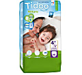 Tidoo Night and Day Nappies - Maxi Plus Size 4+ (9-20kg)