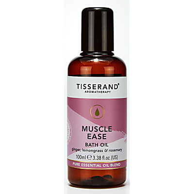 Tisserand Muscle Ease Bath Oil