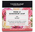 Tisserand Rose & Geranium Leaf Soap
