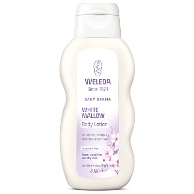 Baby's Skincare Weleda Baby White Mallow Body Lotion