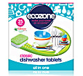Ecozone Classic All in One Dishwasher tabs (25 tabs)
