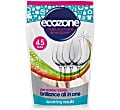Ecozone Brilliance All In One Dishwasher Tablets - 45
