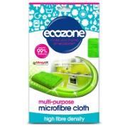 Ecozone Multi-Purpose Microfibre Cloth