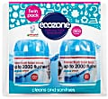 Ecozone Forever Flush Toilet Block 2000 - Blue Twin Pack