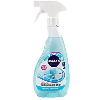 Ecozone 3 in 1 Bathroom Cleaner and Limescale Remover