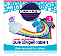 Ecozone Stain Removal Tabs for Colours (12 tabs)