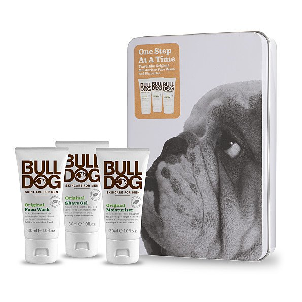 bulldog travel set