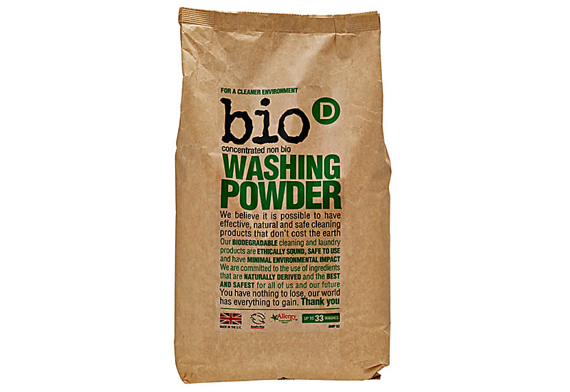 Bio-D concentrated non-biological washing powder