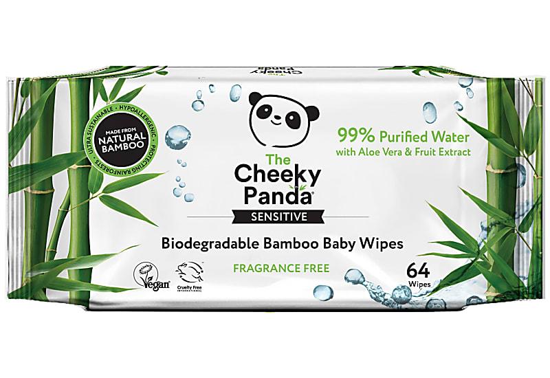 cheeky panda wipes