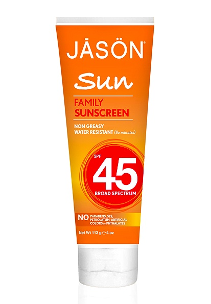 Jason sunbrellas family sun cream spf 45