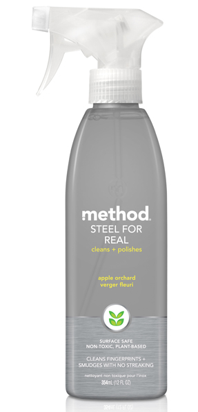 method steel for real spray