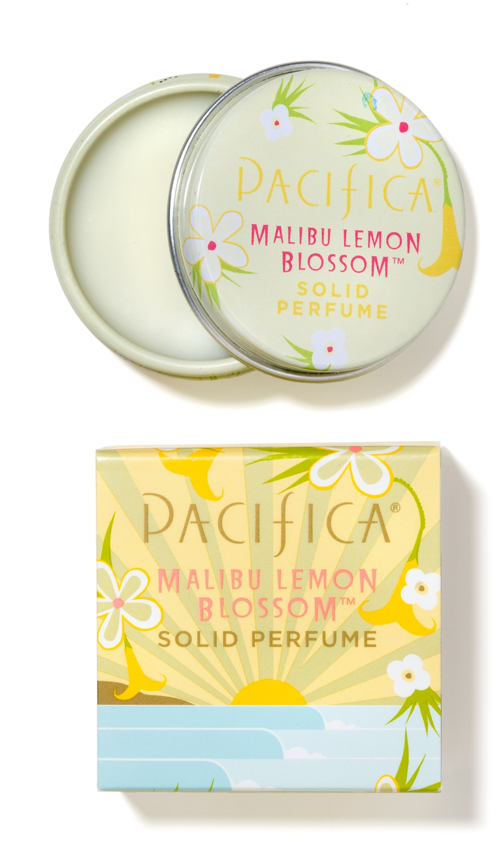 Pacifica solid perfumes