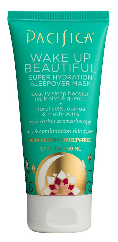 Pacifica overnight face mask