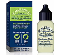 Somerset's Shave Oil