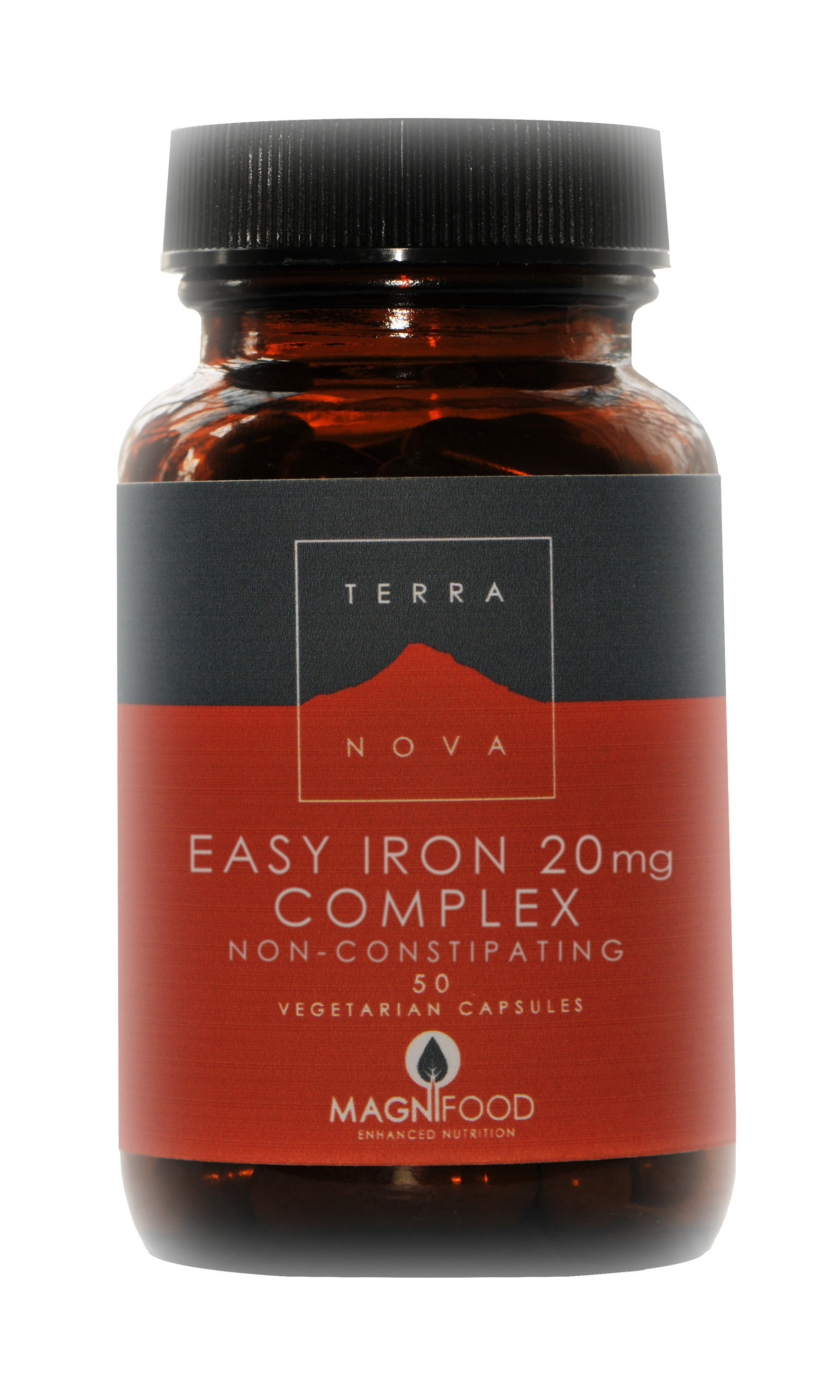 Terranova iron supplements