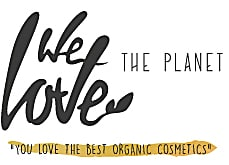 We Love the Planet organic cosmetics