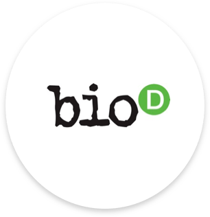 The Bio-D range of natural cleaning products