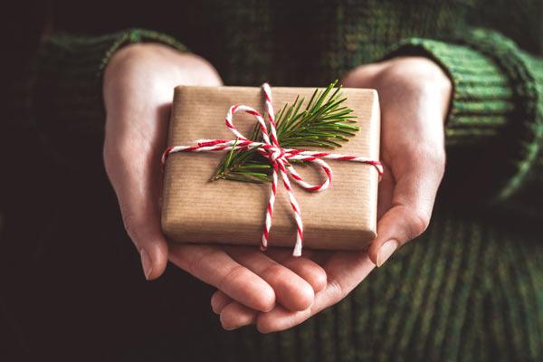 Give Green this Christmas