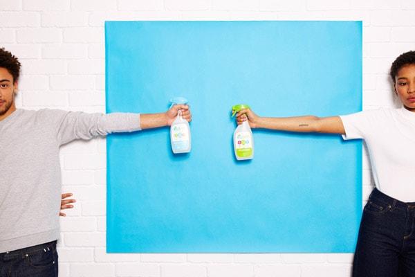 25% de remise sur les Sprays Ecover.