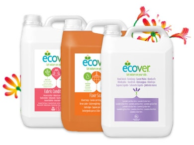 Buy Ecover: Multibuy discounts on Ecover cleaning products