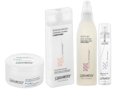 Giovanni Cosmetics Shampoo Conditioner Hair Care
