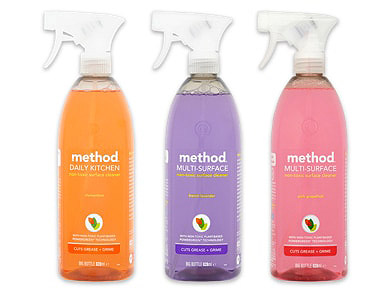Method Cleaning Method Products