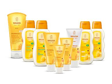 weleda beauty products