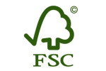 Forest Stewardship Council (FSC) Certified