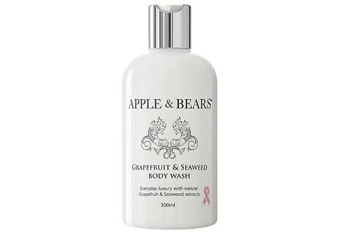 Apple & Bears Grapefruit & Seaweed Body Wash - 300ml