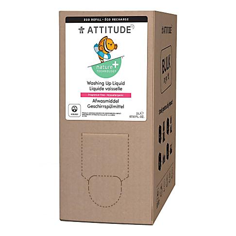 Attitude Bulk to Go 2L Baby Bottle & Dishwashing Liquid - Fragrance Free