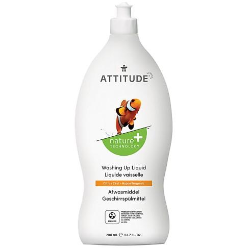 Attitude Washing Up Liquid - Citrus Zest