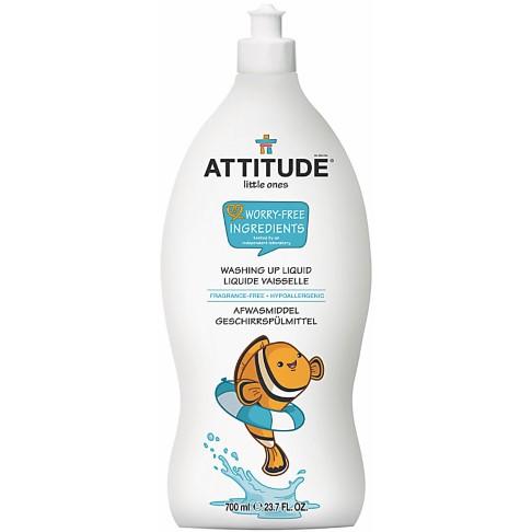 Attitude Dishwashing Liquid Baby - Fragrance Free